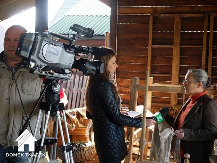 Dzień Tkaczki 2013 wywiad